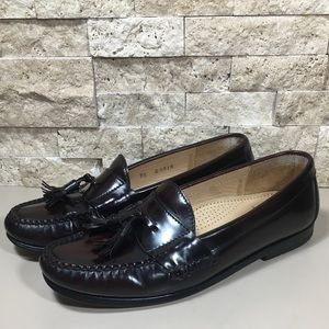 Cole Haan Shoes Pinch Tassel Loafers